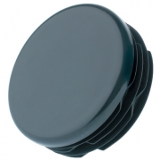 Standard Round Ribbed Inserts - Black and White