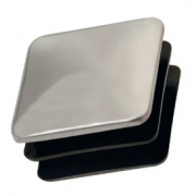 Chrome-Plated Square Inserts