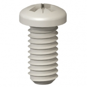 Cross Recessed Oval Head Screw
