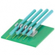 Optical Fibre Holder on Base, 3mm