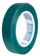 Green Polyester Tape up to +180°C