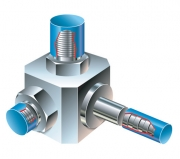 Non-Threaded End Caps
