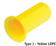 Driveshaft Protection Caps - SR 1079 Type 1