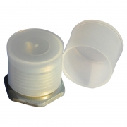 Mini Flange Stud Protection Cap