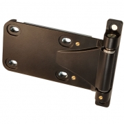 3D Adjustable HVAC Hinge