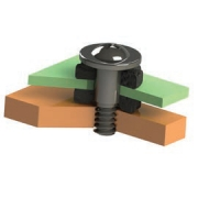 Vibration Grommet and Screw